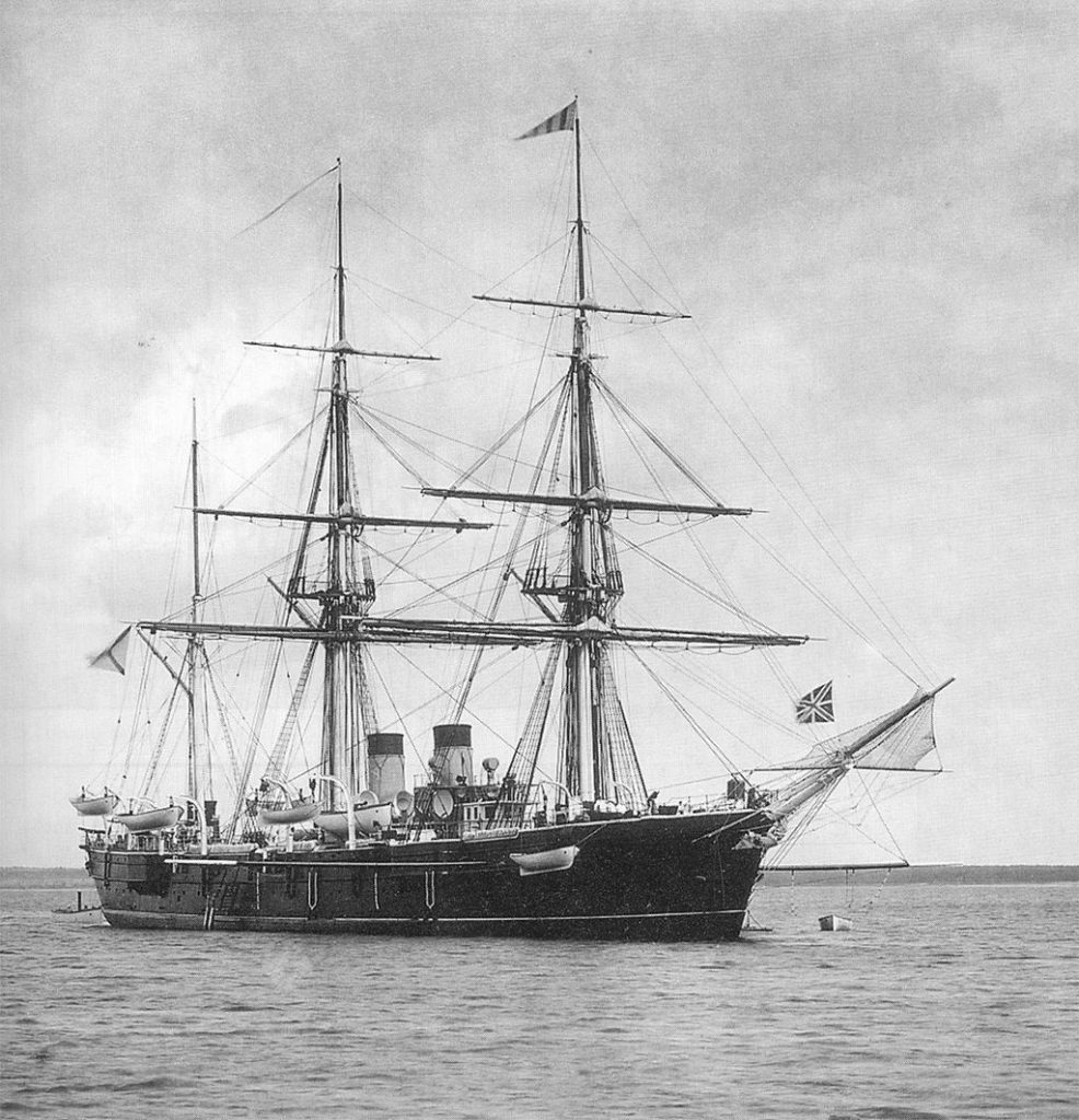 Крейсеръ Рында