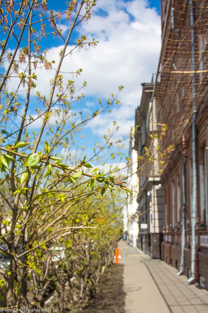 Весна в Замоскворечье