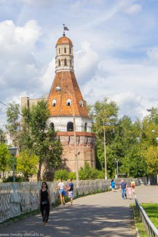 Остатки Симонова монастыря