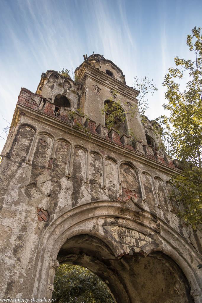 Колокольня храма св. Екатерины
