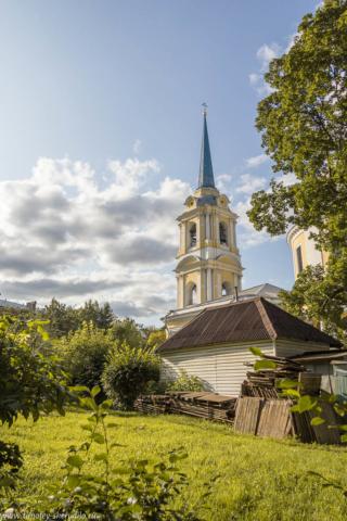 Церковь в Токмакове переулке