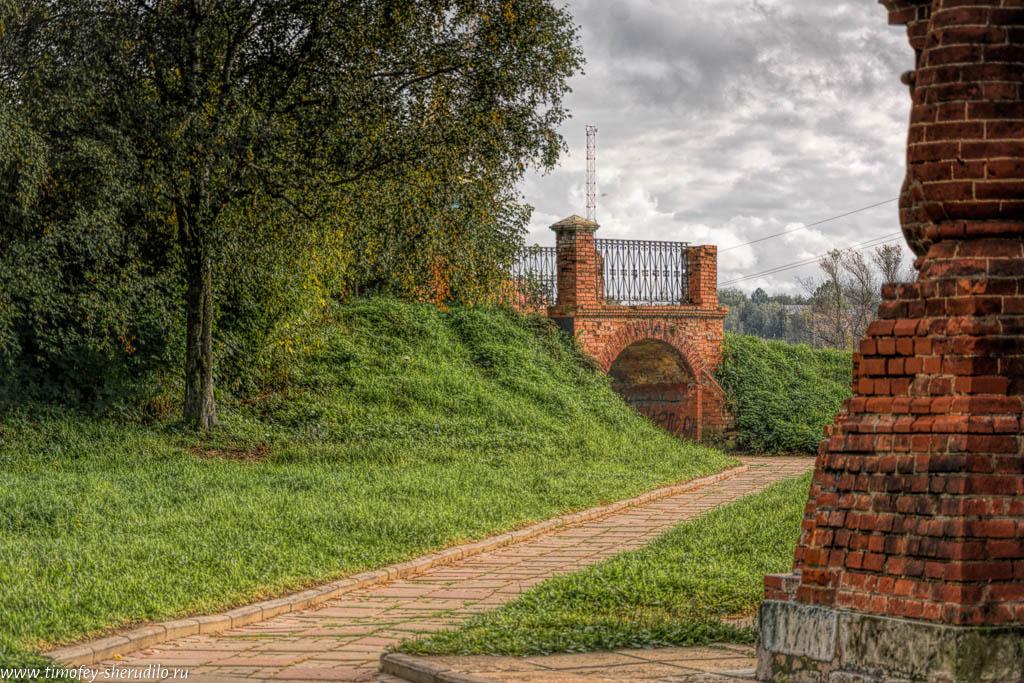 Вокололамский кремль