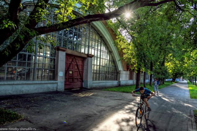 Музей московского транспорта на Новорогожской