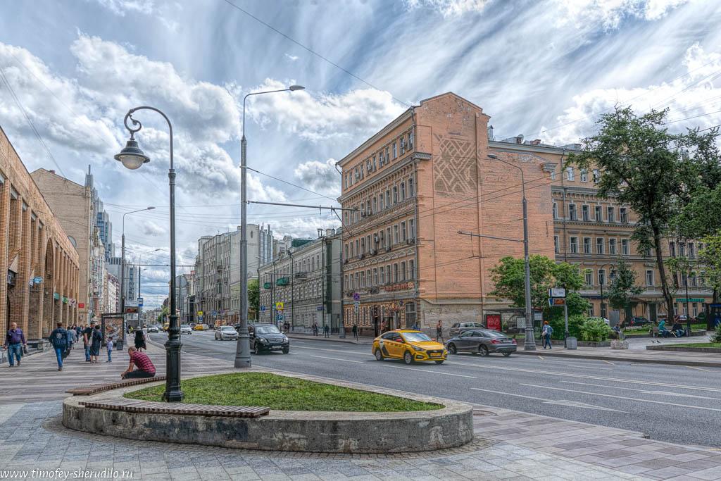 На Новослободской